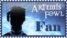 Artemis Fowl Stamp - Artemis by cuddlefactor