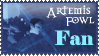 Artemis Fowl Stamp - Holly by cuddlefactor