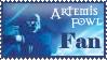 Artemis Fowl Stamp - Butler