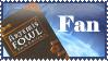 Artemis Fowl Stamp- Book Cover
