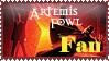 Artemis Fowl Stamp - EC by cuddlefactor