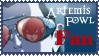 Artemis Fowl Stamp - GN by cuddlefactor