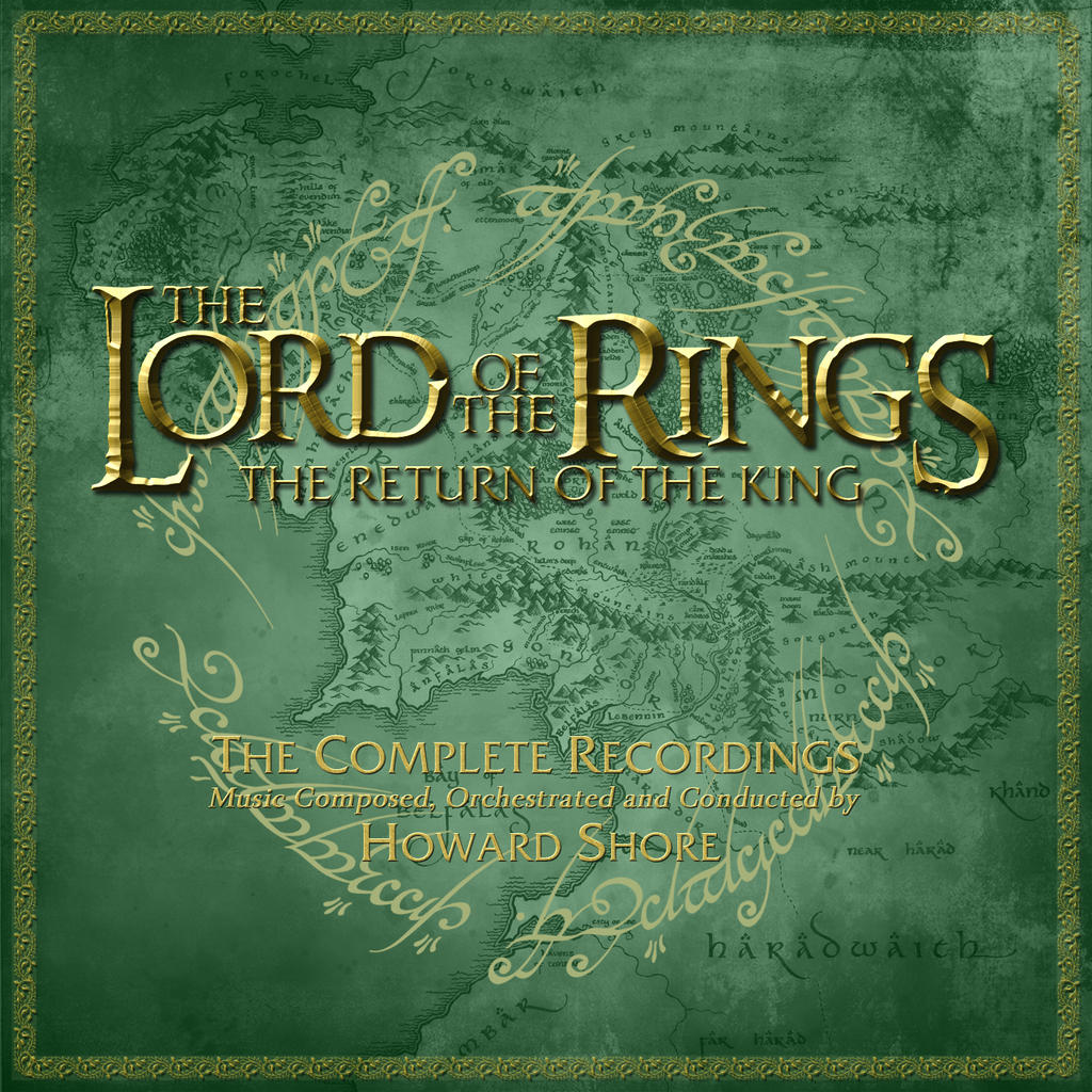 OST] The Lord of the Rings - The Complete Recordings: The Return of