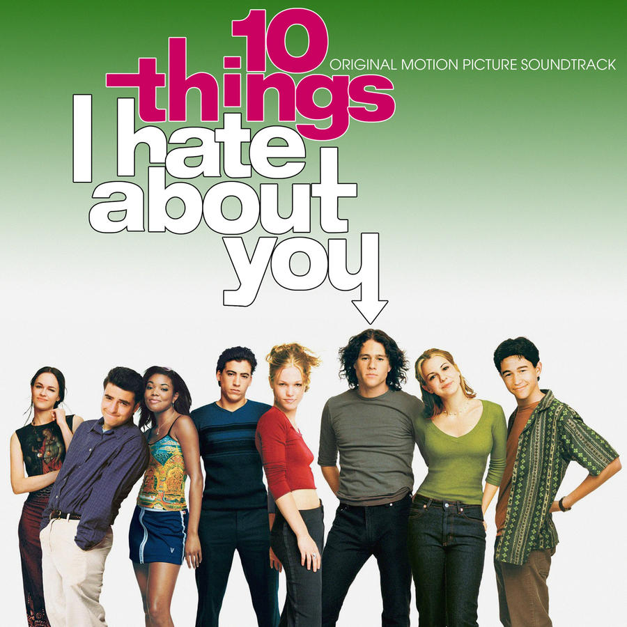 10 things i hate about you ost: