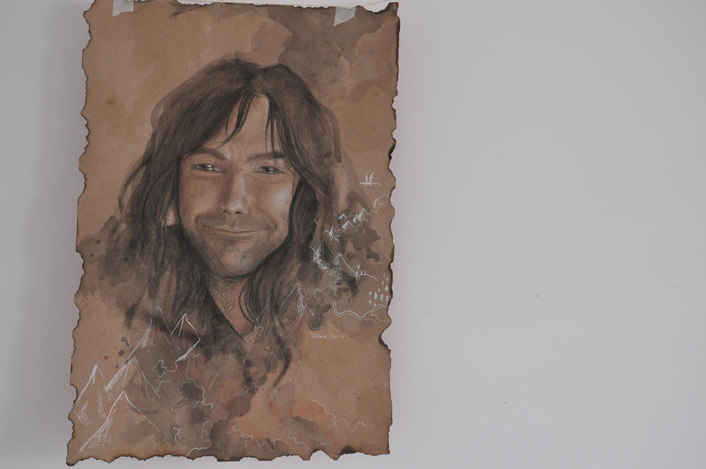 Kili by thecrowkid
