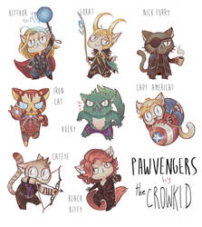 The Pawvengers