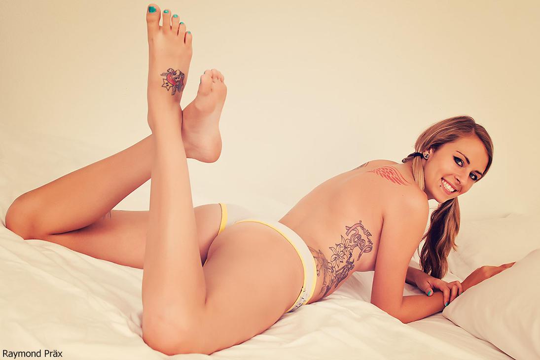 Brooke in Smiley Face Panties 16 by RaymondPrax