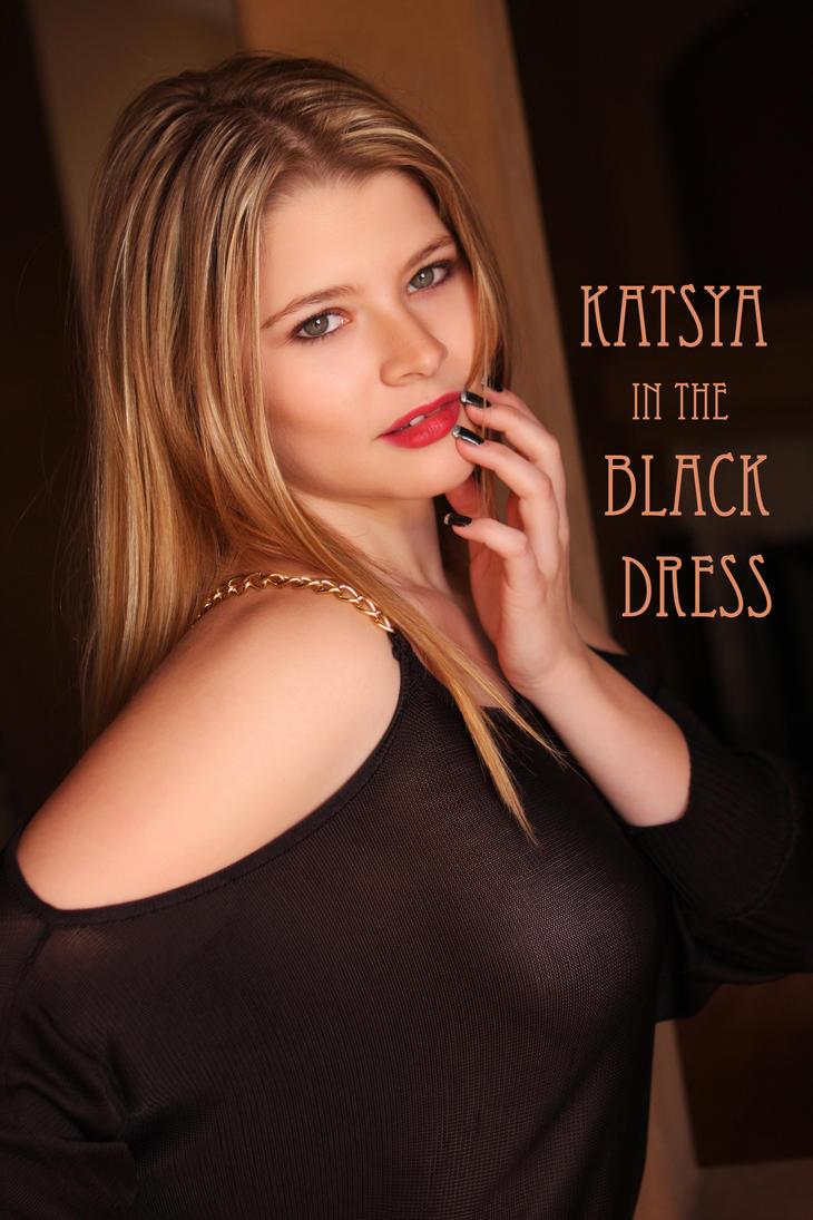 Katsya in the Black Dress Full Set* by RaymondPrax