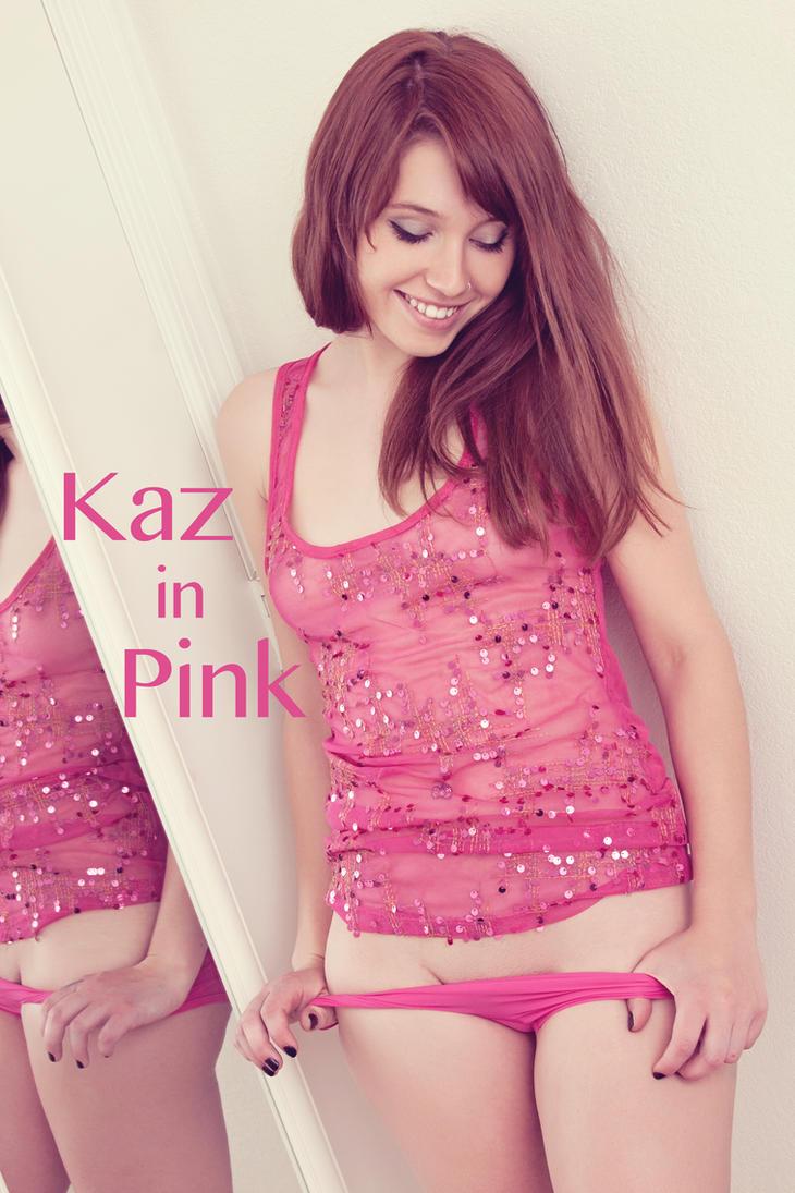 Kaz In Pink Full Set by RaymondPrax
