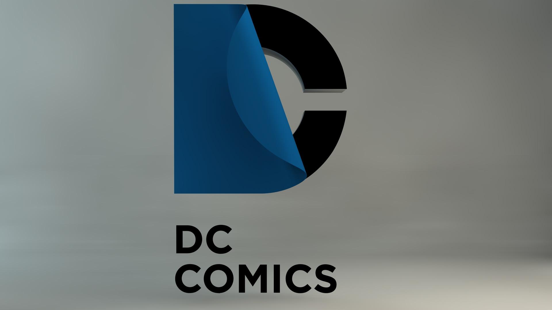 DC Comic Logo by Lowlandet