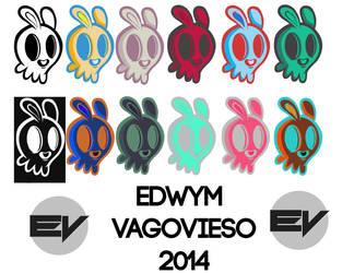 conejos XD by EDWYMVAGOVIESO