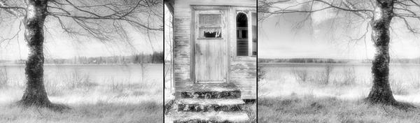 Welcome to Ghostlike Silence by Suensyan