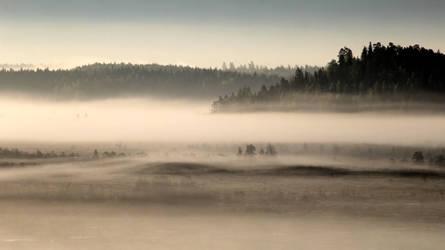 17.5.2016: May Morning Mists by Suensyan