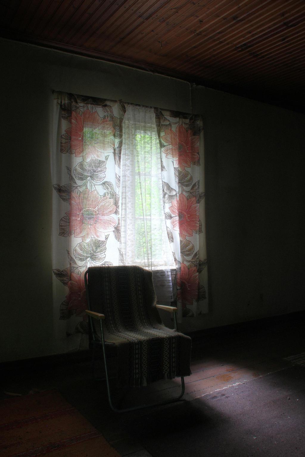Ehwaz The Dark Room