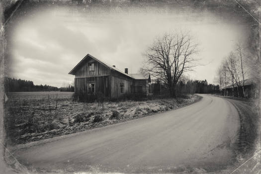 5.2.2020: Grey Day at Countryside