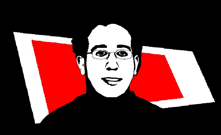 Nayrman Persona Messaging Portrait by pokefan548