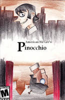 American Mcgee's Pinocchio by TriddKing