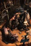 Beargrims the tamer