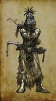 shy swordman