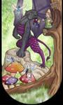 Kata's Kattira Gryphon-like by rogue-rpz