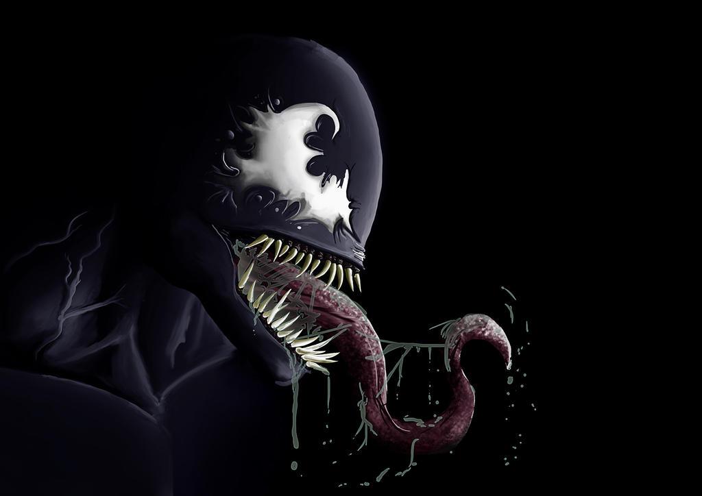 Venom by rogue-rpz