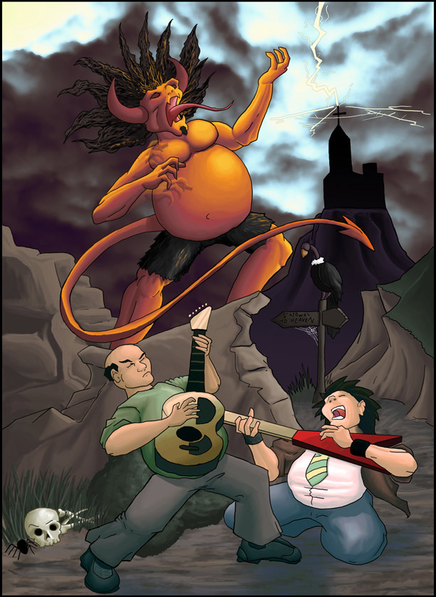 Tenacious D Tour Documentary
