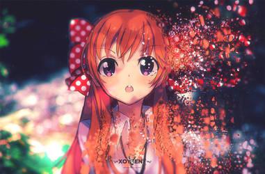 Chiyo Sakura by yudough