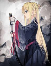 kimono by yudough