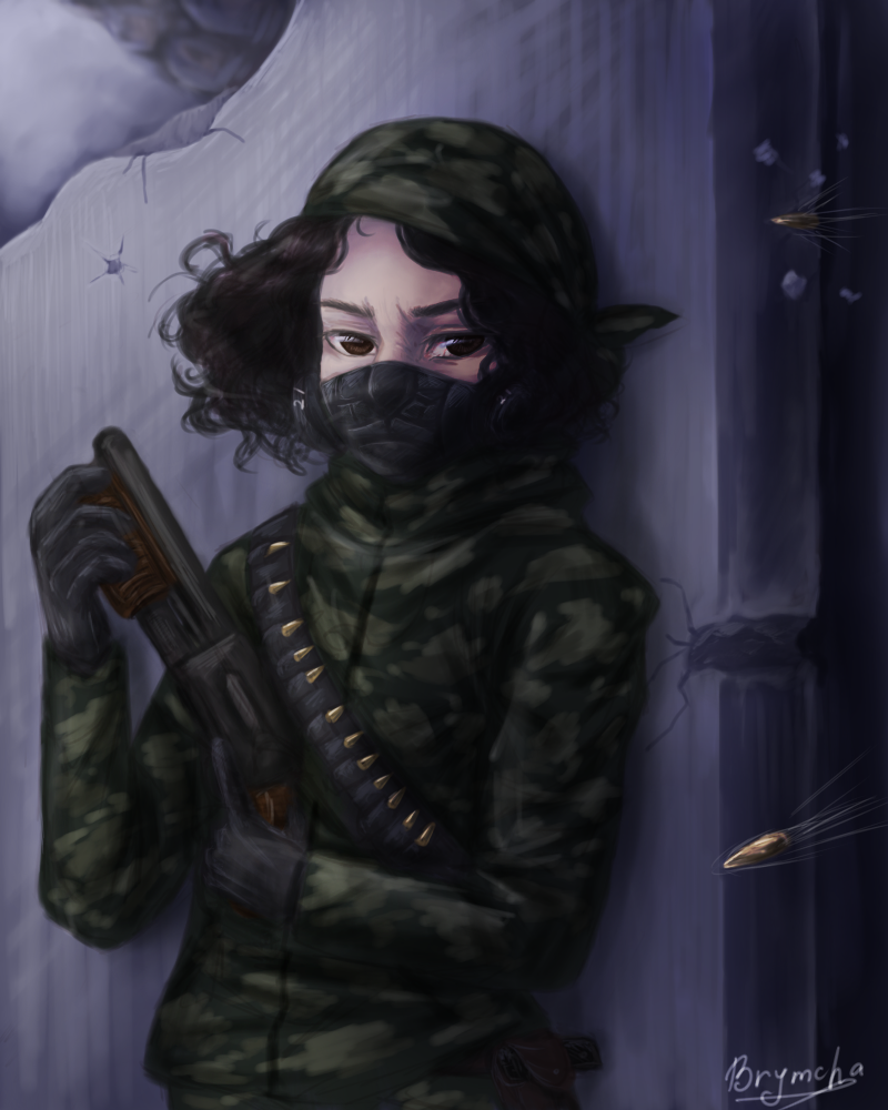 wanderer by Brymcha