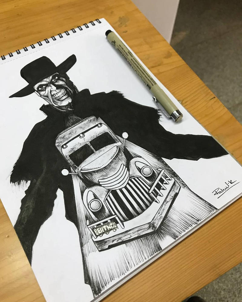Jeepers Creepers by horizonred