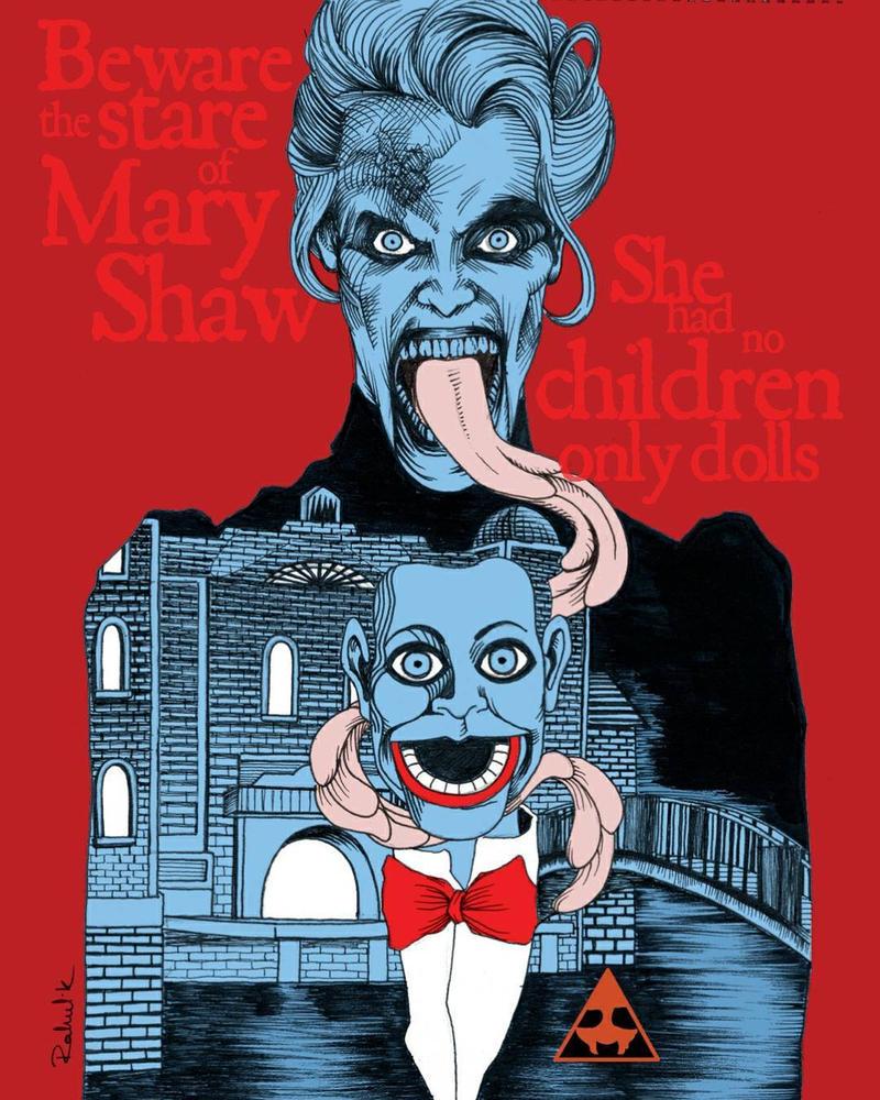 Mary Shaw by horizonred
