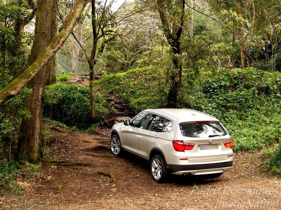 BMW X3 by P3droD