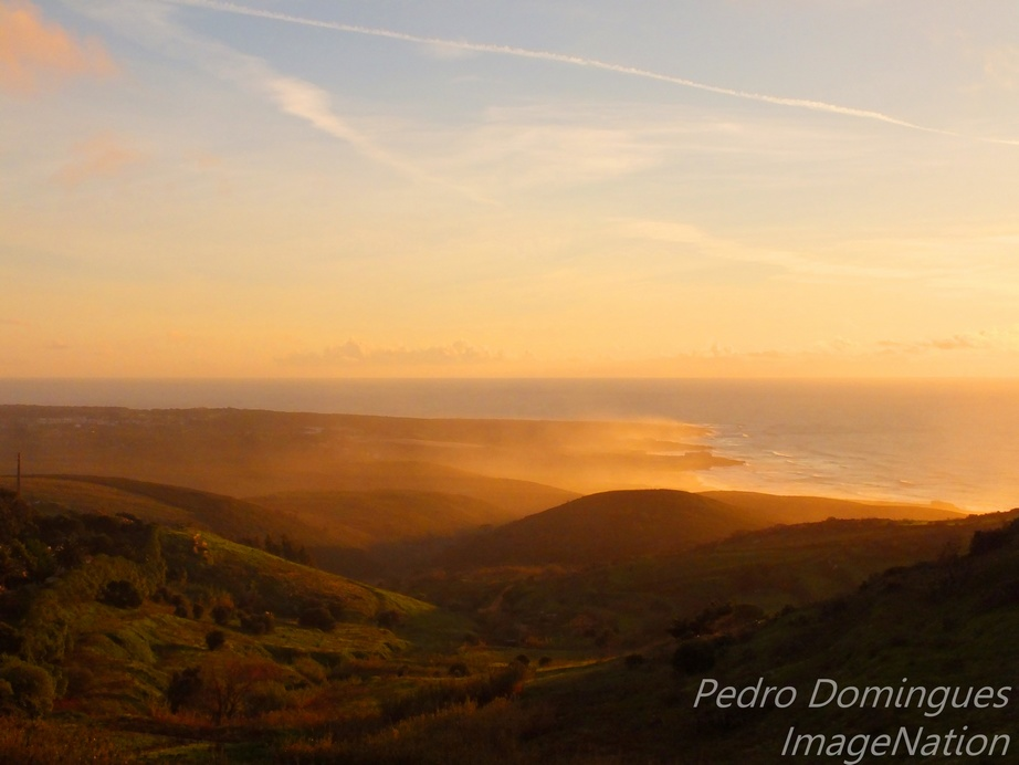 Sun down by P3droD