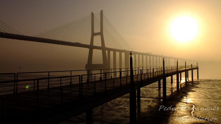 Sunrise I by P3droD