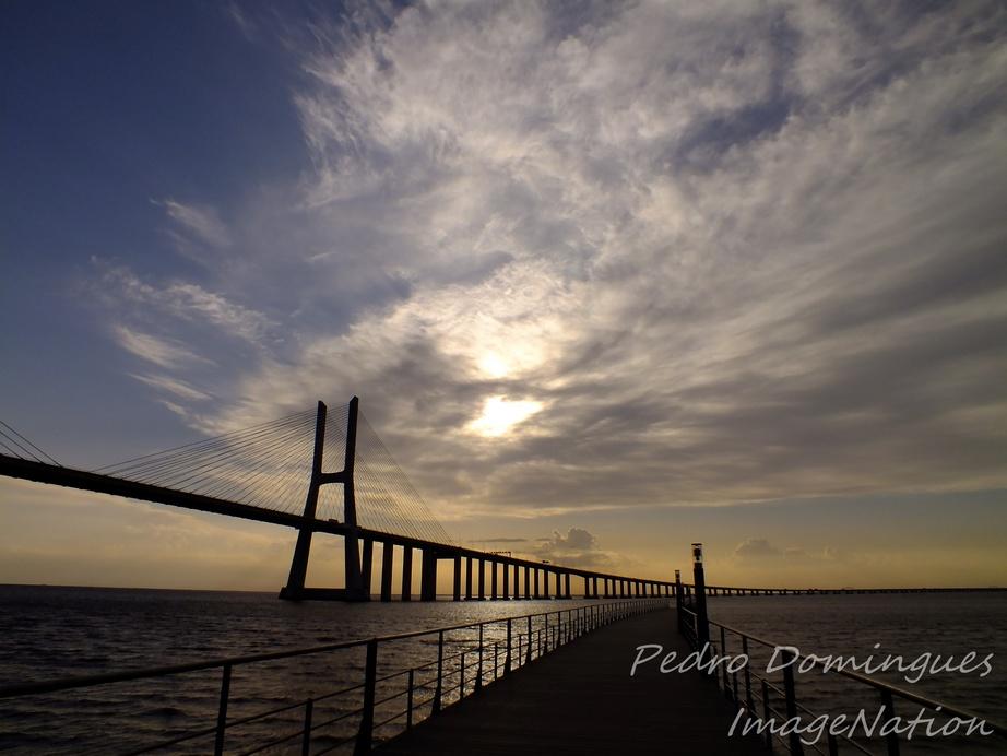 Sunrise by P3droD