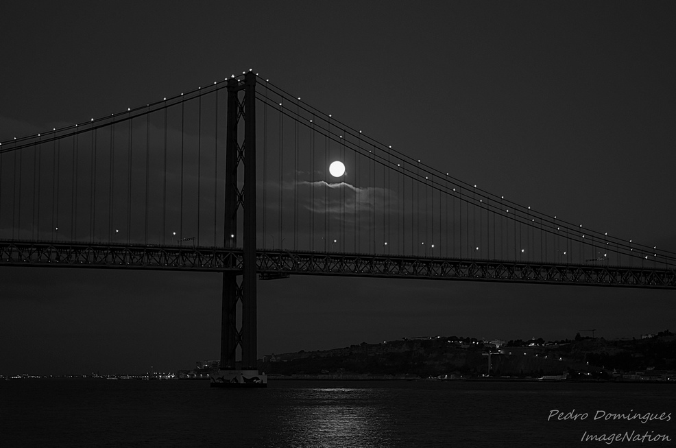 Super Moon by P3droD