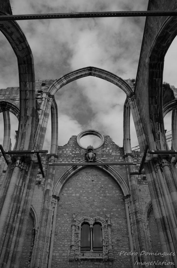 Ruins II by P3droD