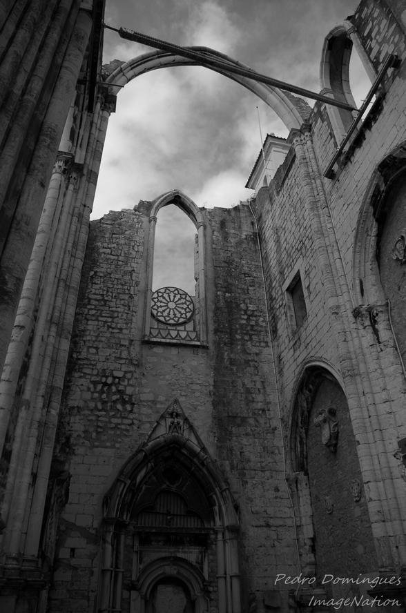 Ruins III by P3droD