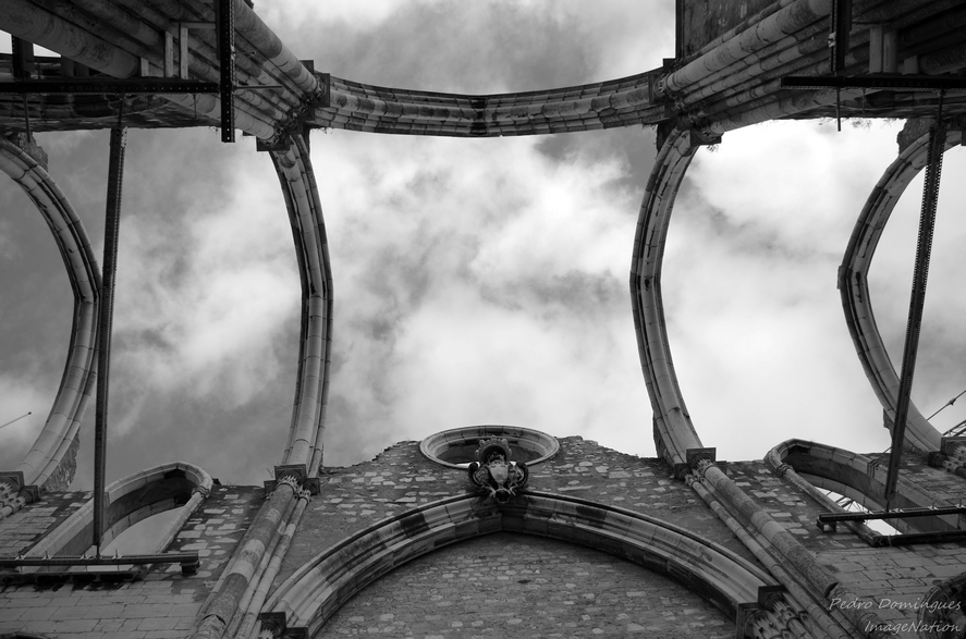 Ruins IV by P3droD