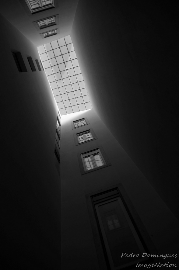 No way out by P3droD