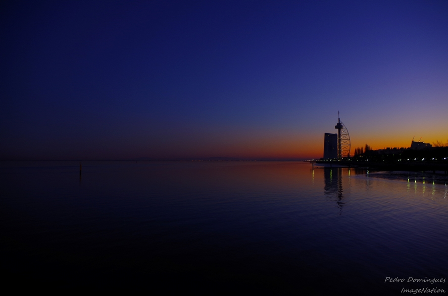 Beautiful emptiness I by P3droD