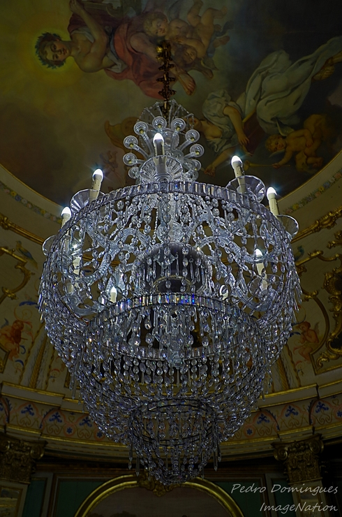 Chandelier I by P3droD