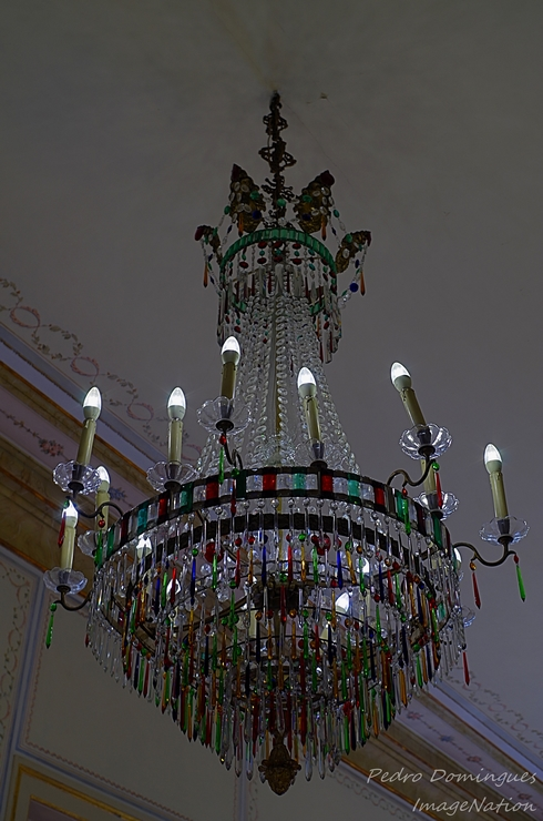 Chandelier IV by P3droD