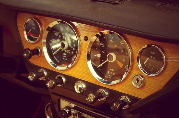 Triumph Spitfire by P3droD