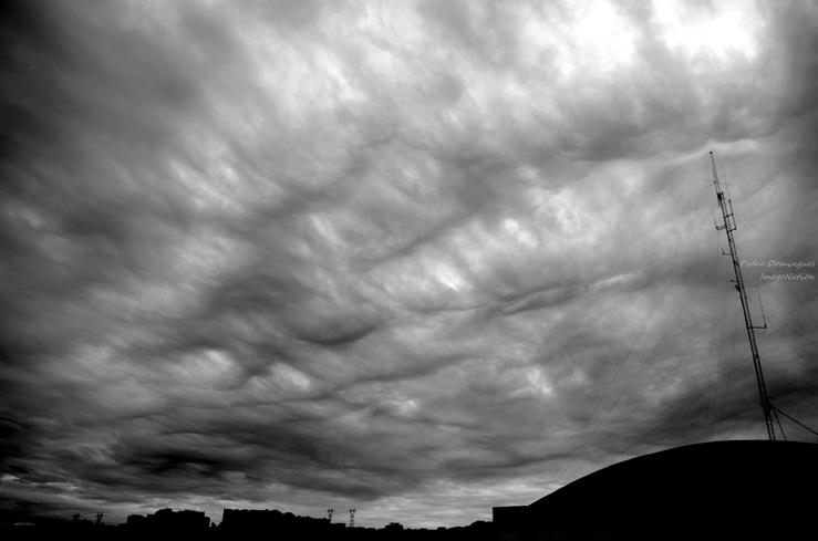 Cotton sky by P3droD