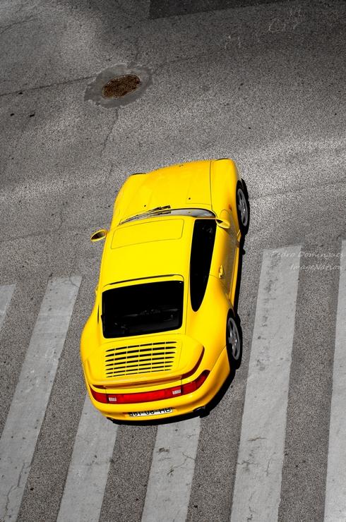 Porsche 911 (993) Turbo by P3droD