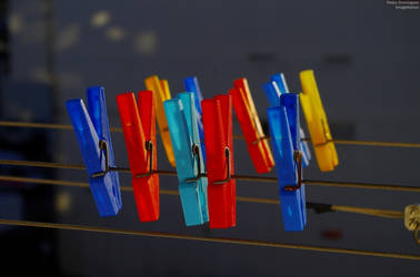 Colours by P3droD