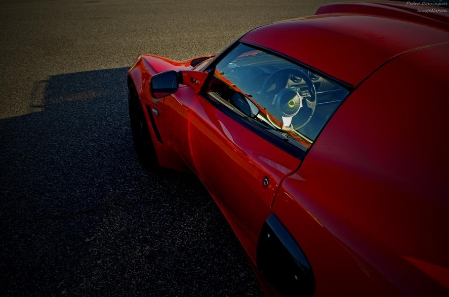 Lotus Exige by P3droD
