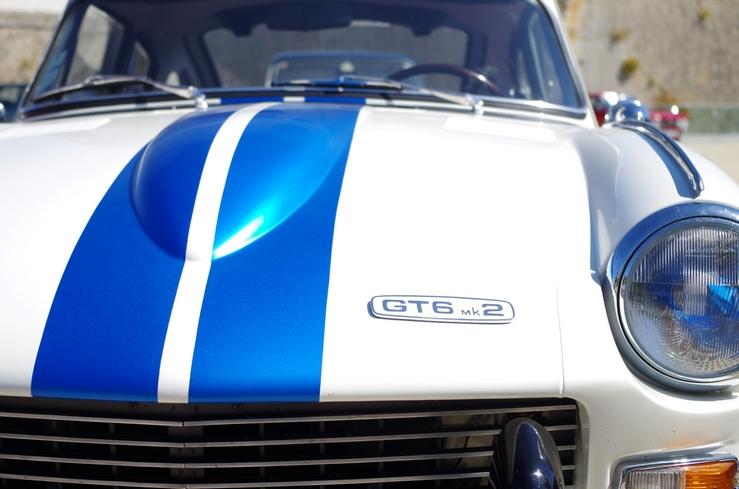 Triumph GT6 by P3droD