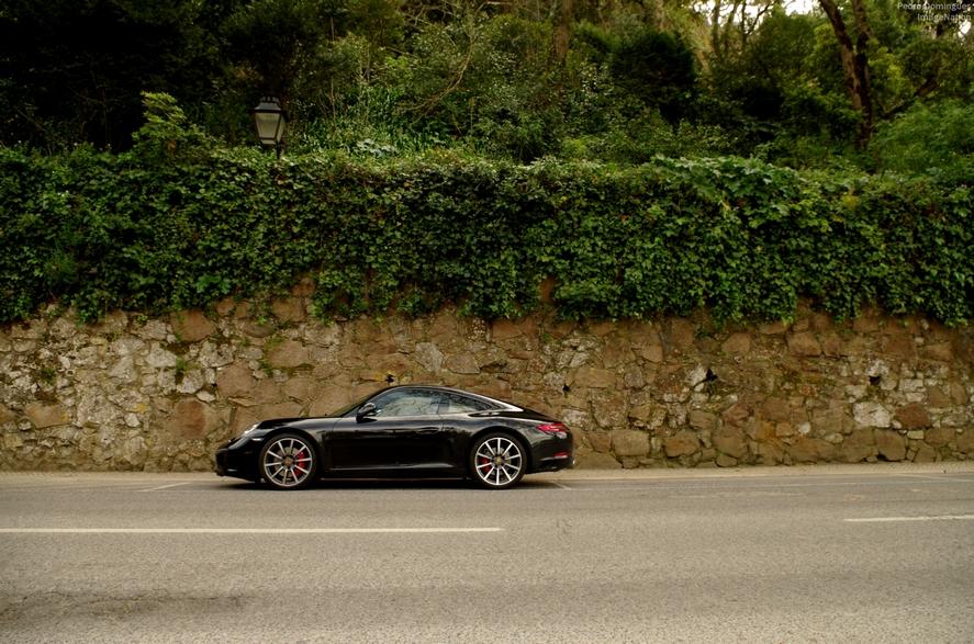 Porsche 911 C4S by P3droD
